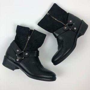 Franco Sarto Benton Moto Boots